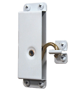 Shutterup Latches for Storm Shutter Fastening